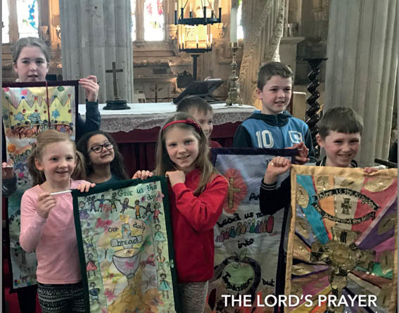 The Edge, the magazine for the Diocese of Edinburgh