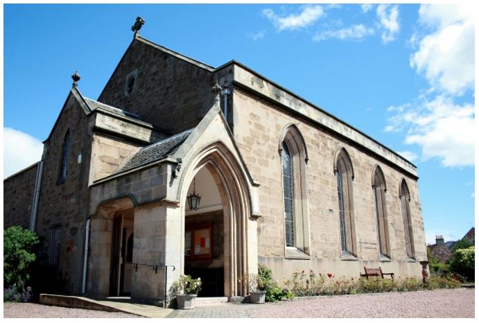 Holy trinity haddington diocese of edinburgh - Trinity gardens church of christ ...