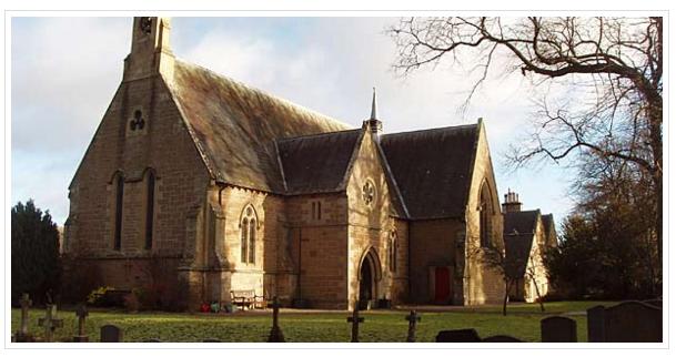 Holy Trinity Melrose