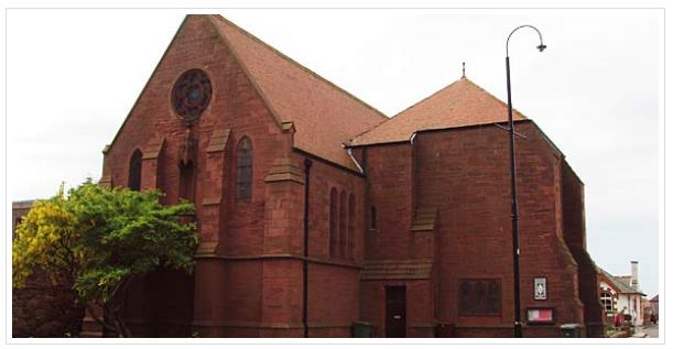 St Annes Dunbar