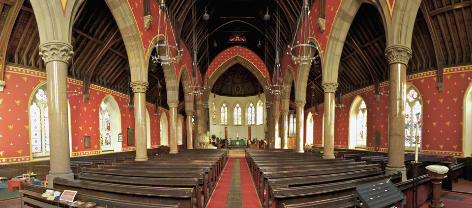 St Peters Lutton Pl