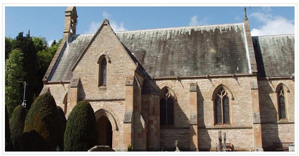 St John S Jedburgh Diocese Of Edinburgh