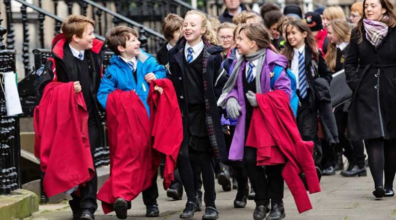 Choristers wanted!