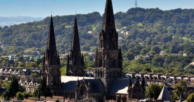 Vacancy for Provost of St Mary's Cathedral, Edinburgh