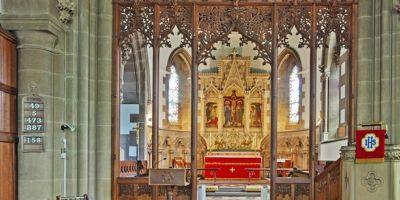 St Cuthbert's Hawick