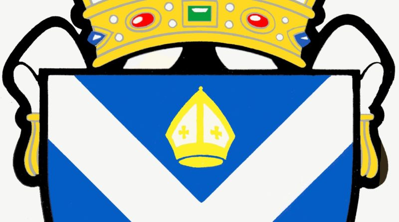 Crest of the Diocese of Edinburgh