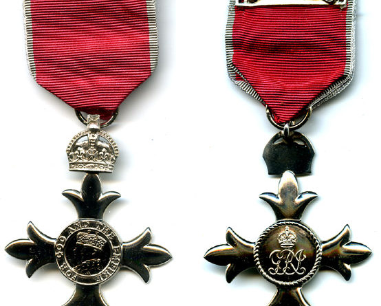 2017 New Year Honours