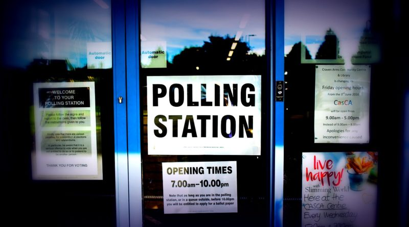 Elections elections - Bishop John reflects on the British General Election June 2017