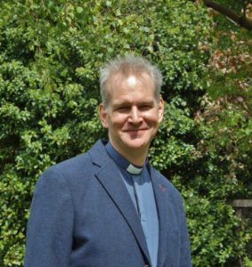 New Provost for St Mary's Cathedral