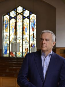 Huw Edwards, Vice-President of the National Churches Trust