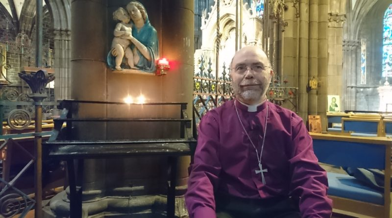 Christmas Greeting from Bishop John